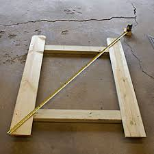 How To Build And Hang A Small Gate For A 4 Foot High Fence