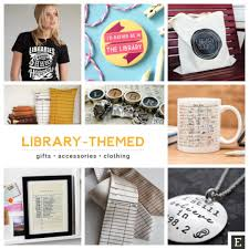25 most delightful library themed gifts