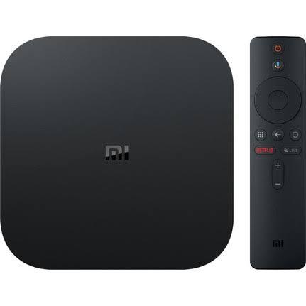 "Xiaomi Mi Box S 4K Android TV Box Media Player HDR – Dolby DTS – Chromecast ile ilgili görsel sonucu"""