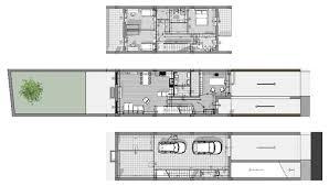 les plans de maisons mitoyennes une