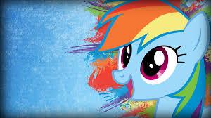 free grunge rainbow dash
