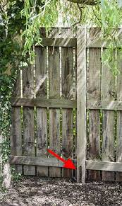 Post Buddy The Easiest Cheapest Fence Post Fix