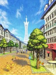 Lumiose City - Bulbapedia, the community-driven Pokémon encyclopedia