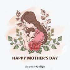happy mother s day free vector