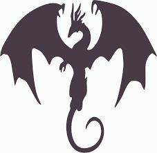 Design With Vinyl Maleficent Dragon Disney Cartoon Wall Decal Wayfair
