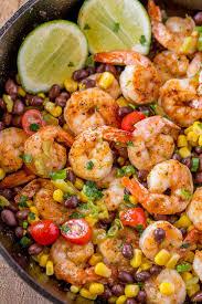 Mexican Shrimp Burrito Bowl - Cooking ...