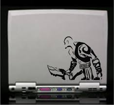Kratos God Of War Vinyl Die Cut Decal Sticker Texas Die Cuts