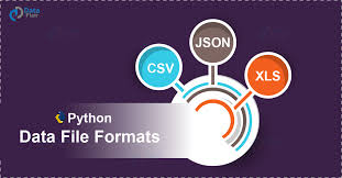 file formats how to read csv json