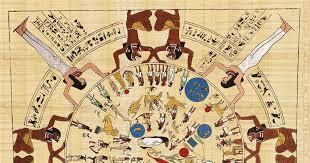 La astronomía en Egipto, el origen del calendario