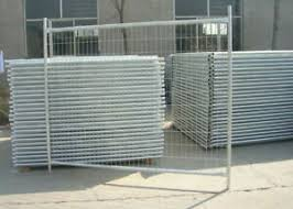 2 4x2 1m Temporary Fence Panel Temp Fencing Not Included Base 40 00 Each Ebay