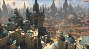 the gathering magic azorius town