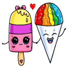 how to draw cute ice cream for android apk