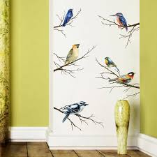 Birds Branches Wall Decals The Treasure Thrift