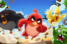 Angry Birds' to get animated series- The New Indian Express