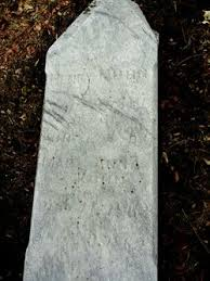 """Maria Anna """"Mary"""" Kuhn (1863-1863) - Find A Grave Memorial"""