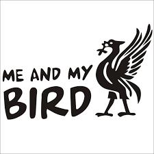 Lfc Liverpool Football Liverbird Bike Car Window Laptop Sticker Vinyl Decal Archives Midweek Com