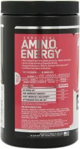 essential amino energy drink