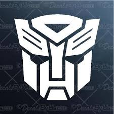 Autobots Decal Autobots Car Sticker Fast Shipping