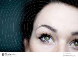 eye beautiful a royalty free stock