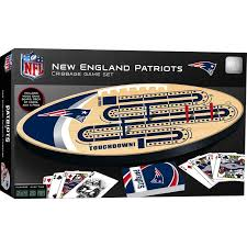 New England Patriots Cribbage Game Sports Fanz