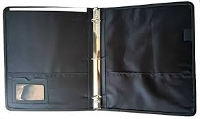 its academic faux leather binder 92876