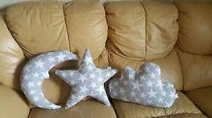 Nice Cloud Moon Star Pillow Cushion Kids Nursery Childs Room Bedding Home Decor Ebay
