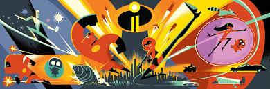 Review phim Gia đình siêu nhân 2 – Incredibles 2 – GhienReview.com