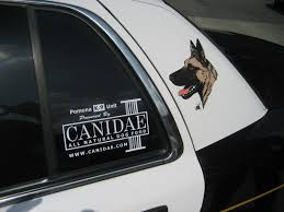 Canidae All Natural Pet Foods Supports Police Canine Units And Avalanche Rescue Dog