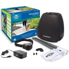 Petsafe Free To Roam Wireless Dog And Cat Electric Fence System Reviews Wayfair