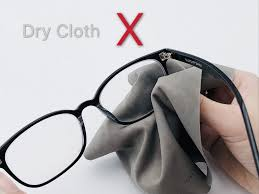 how to clean eyeglasses firmoo com
