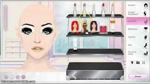 anna elsa stardoll makeup tutorial