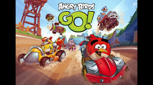 ANGRY BIRDS GO 1,O,1 UNLIMTED MONEY OFFLINE/NOROT - YouTube