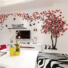 Flower Wall Stickers For Living Room 3d Mirror Amazon Hall In Sri Lanka Design Shopclues Brick Alibaba Philippines Online Vamosrayos