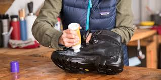 how to treat care for leather boots