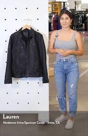 allsaints lark leather jacket nordstrom