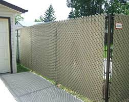Chain Link Fence Privacy Fabric Calendaro Me
