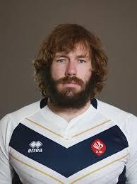 Aaron WOOD - Fédération Française de Rugby à XIII