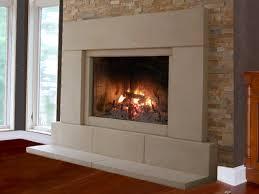 tri stone fireplace surrounds