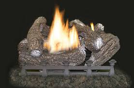 monessen mountain cedar logs with ph burner