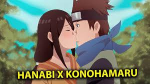 Hanabi Hyuga x Konohamaru PLEASE - Boruto Episode 96 Review - YouTube