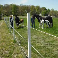 Electrobraid Electric Horse Fence Ramm Horse Fencing Stalls