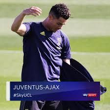 Sky Sport - 🔜 Verso Juve-Ajax 📝 Le probabili formazioni 📣...