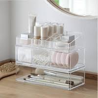 acrylic makeup bo drawers uk