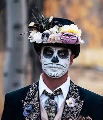 30 halloween makeup ideas for guys