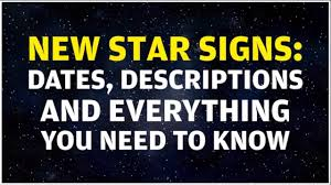 Star sign changes - is your horoscope ...