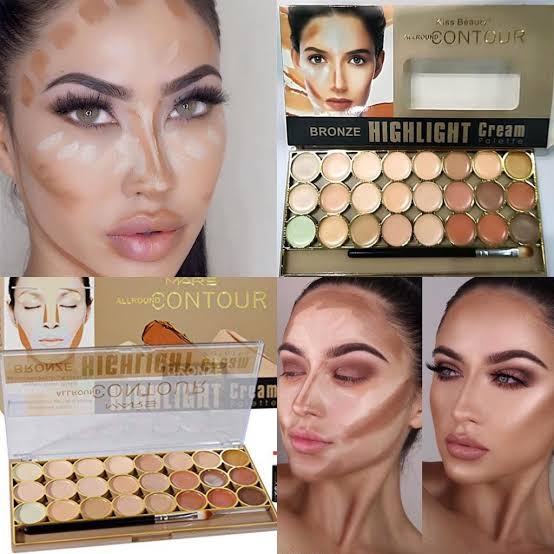 Image result for concealer as highlighter