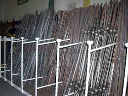 Fence Supplies Ornamental Wrought Iron Fence Supplies