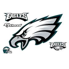 Fathead Nfl Philadelphia Eagles Logo Large Wall Decal Bed Bath Beyond