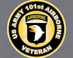 Airborne Decal Etsy