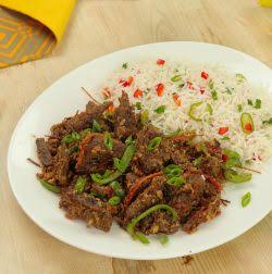"""Image result for Beef Chilli Dry"""""""